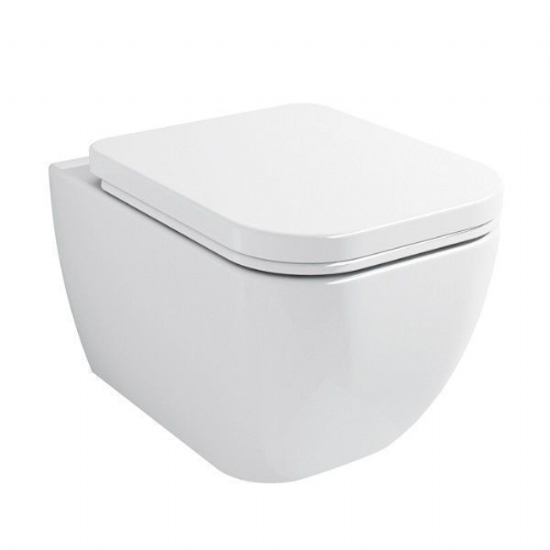 Elite Adella Wall Hung Toilet And Soft Close Seat